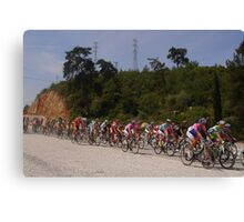 Presidential Cycling Tour of Turkey 11-18 APRIL 2010 Canvas Print