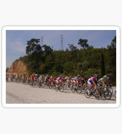 Presidential Cycling Tour of Turkey 11-18 APRIL 2010 Sticker