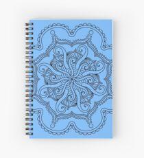 Tentacle Mandala Spiral Notebook