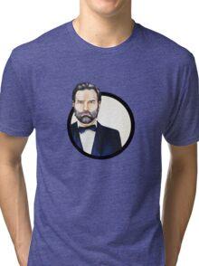 Adam Buxton Tri-blend T-Shirt