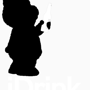 Ted iDrink Silhouette by sonicfan114