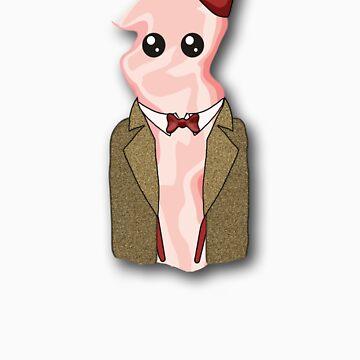 Bacon Who (11th) by Pyranda