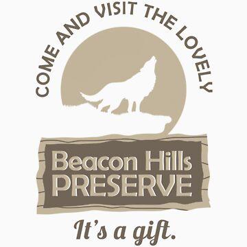 Beacon Hills Preserve by AngstyG