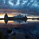 Solovki Sunset by Sergey Martyushev