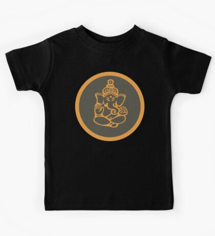 Ganesha T-Shirt Kids Clothes