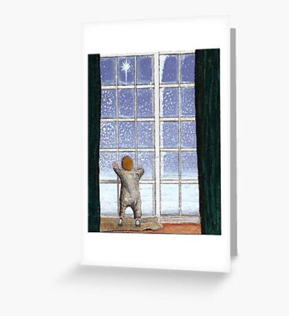 Wonderment Greeting Card