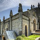 St Mary's Church Corner - Appledore by Victoria limerick