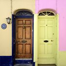 Gran Belles House - Appledore by Victoria limerick