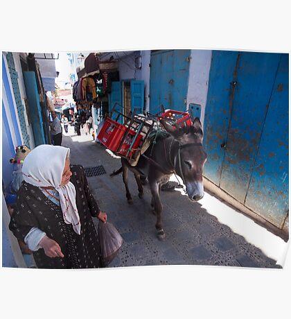 Balak - Donkey Behind You! Poster