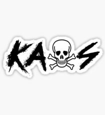 KAOS Sticker