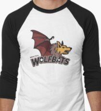 White Falls Wolfbats Men's Baseball ¾ T-Shirt