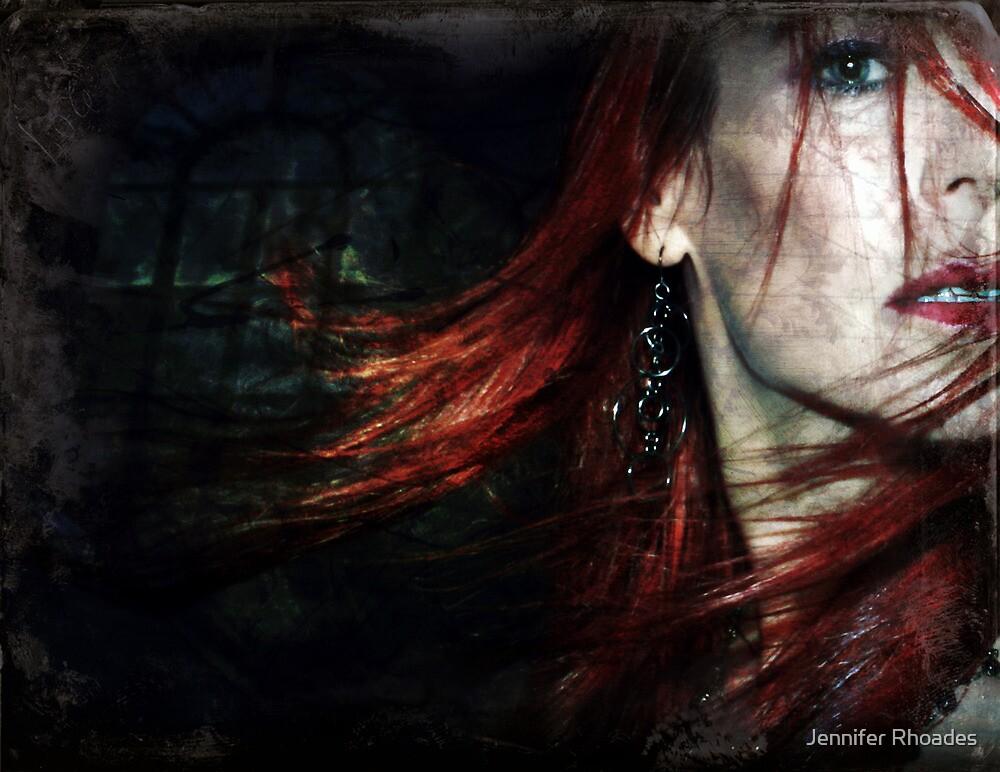 ...ill wind, blow away by Jennifer Rhoades