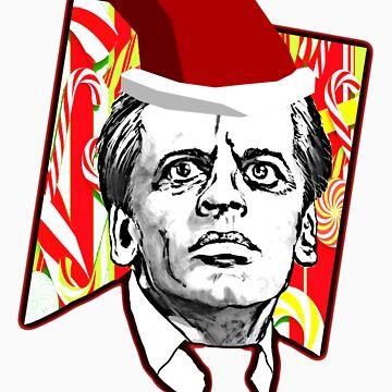 Santa Klaus Kinski by DamienOujia