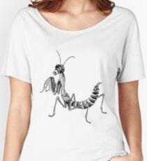 MC Escher Mantis Women's Relaxed Fit T-Shirt