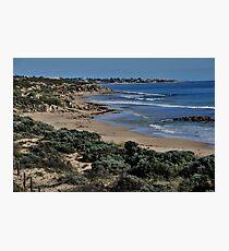 Seascapes Beach  Photographic Print