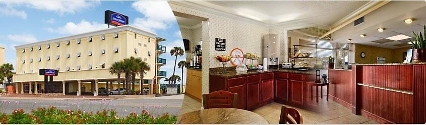 Daytona beach hotels by continentalhote