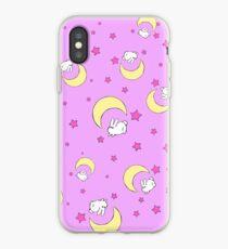 Tsukino Usagi Bed Sheet iPhone Case iPhone Case