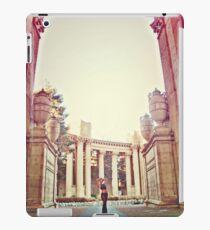 Palace of Fine Arts iPad Case/Skin