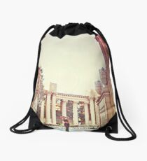 Palace of Fine Arts Drawstring Bag