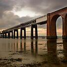 Tay Rail Bridge by Mark Smart