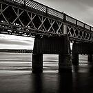 Tay Rail Bridge II by Mark Smart
