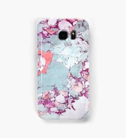 Marble Art V13 #redbubble #pattern #home #tech #lifestyle Samsung Galaxy Case/Skin