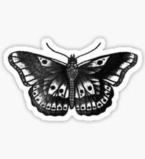 Harry Styles' Butterfly Tattoo Sticker