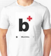be positive - Poster © Frankenberg T-Shirt