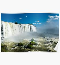 Cataratas do Iguaçu Poster