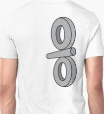 NANO WIND-UP KEY (Black lines) T-Shirt