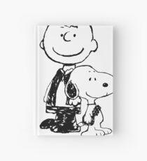 Peanuts meets Star Wars Hardcover Journal