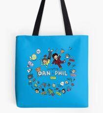 Alpacalyptica: Everything Dan & Phil Tote Bag