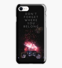 don't forget iPhone Case/Skin