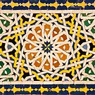 Moroccan Tile by Keith Molloy