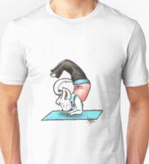 Yoga Kitty Unisex T-Shirt