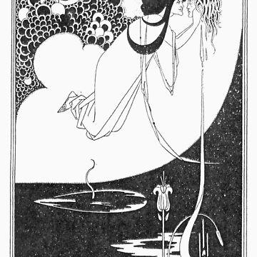 Salome - Aubrey Beardsley by gintrauma