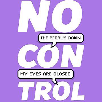 no control - lilac by thepattymatos
