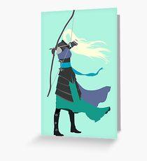 Celaena Sardothien | Heir of Fire Greeting Card