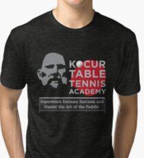 Kocur Academy Tri-blend T-Shirt