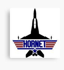 F/A - 18 Hornet Canvas Print