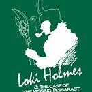 Loki Holmes (white) by Mitte