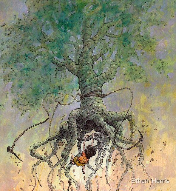 The Roaming Oak by Ethan  Harris