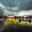 Lavender Bay - Sydney by Mark  Lucey
