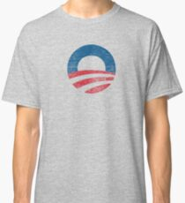 Retro Obama Logo Shirt Classic T-Shirt