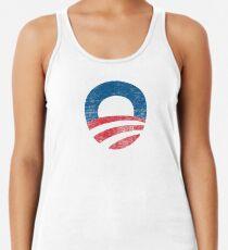 7c620bdd731ac Retro Obama Logo Shirt Women s Tank Top