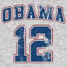Retro Obama 2012 Shirt by ObamaShirt