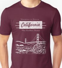 California Vacation T-Shirt