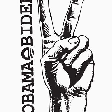 Obama Biden 2012 Peace Shirt by ObamaShirt