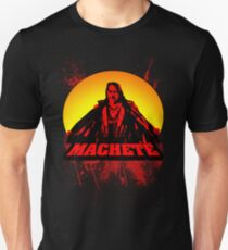 Machete Unisex T-Shirt