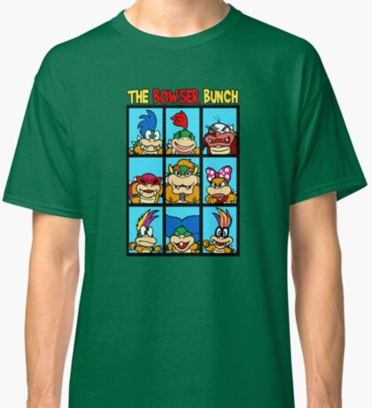 The Bowser Bunch Classic T-Shirt